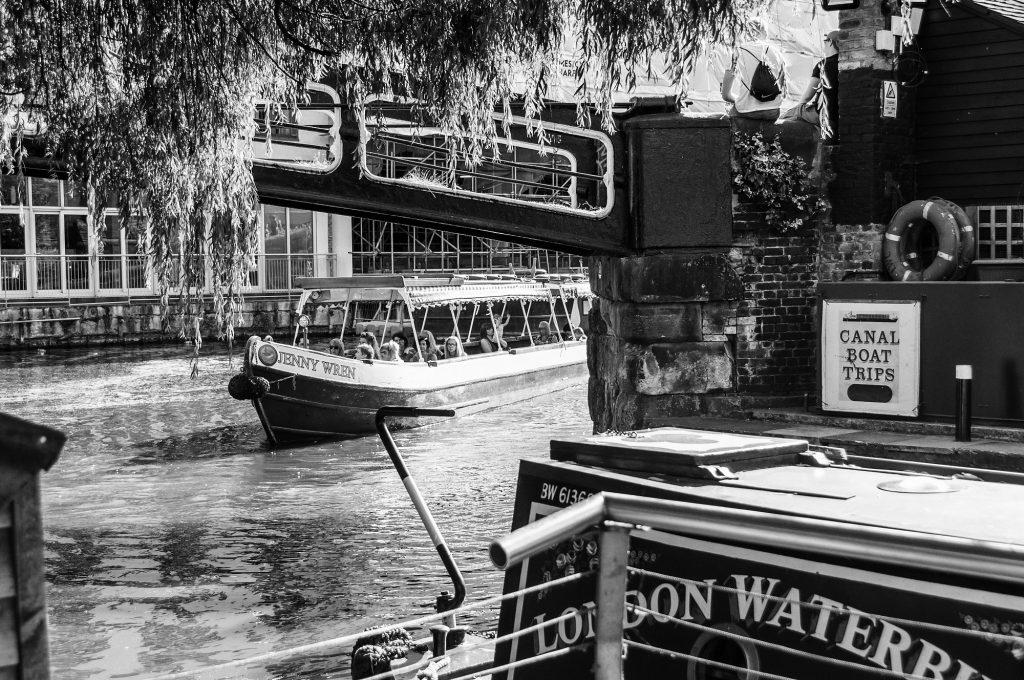 Regent Canal - Waterbus
