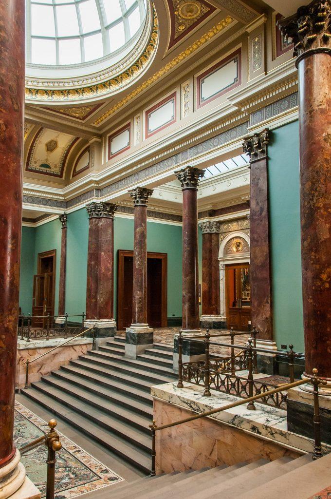 Eingangsbereich zur National Gallery